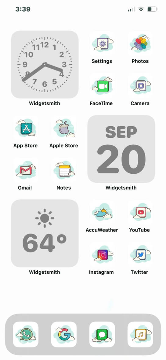 Aesthetic App Icons