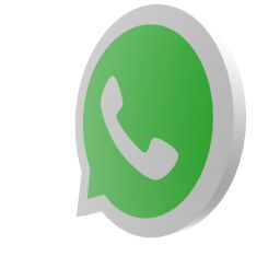 WhatsApp logo animated waiting icon