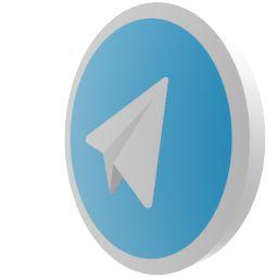 Телеграм GIF загрузки