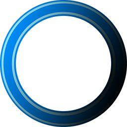 Светящееся кольцо изображение загрузки