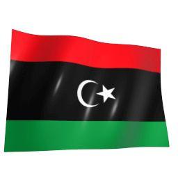 Флаг Ливии картинка загрузки
