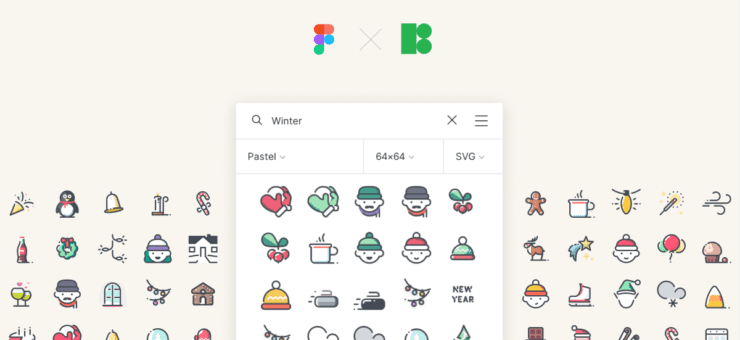 Icons8 Plugin for Figma: Get 120,000 Icons for Your UI Designs