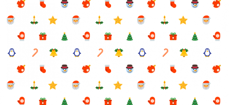 Creating a Christmas Background Pattern in AdobeIllustrator