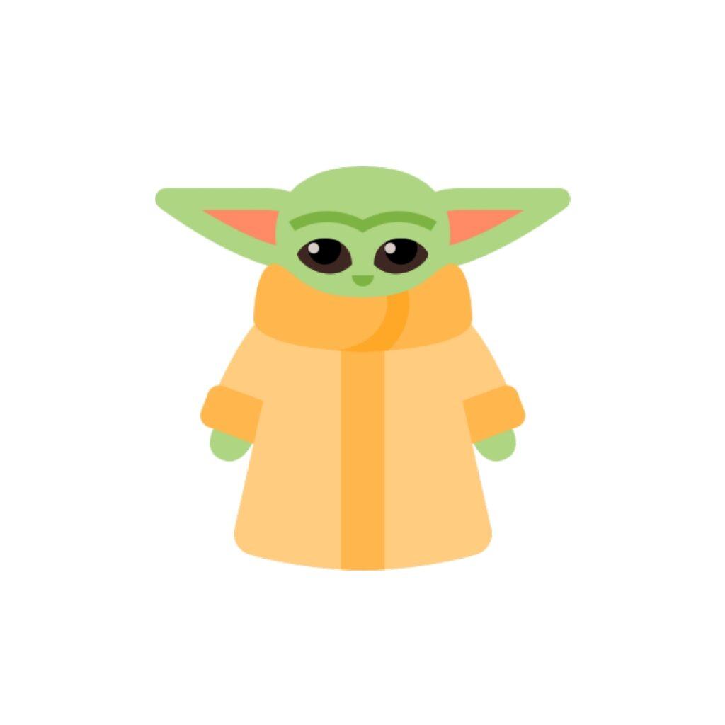 baby yoda icon
