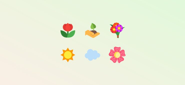 Meet the Spring: 19 Packs of Spring Clipart and Icons