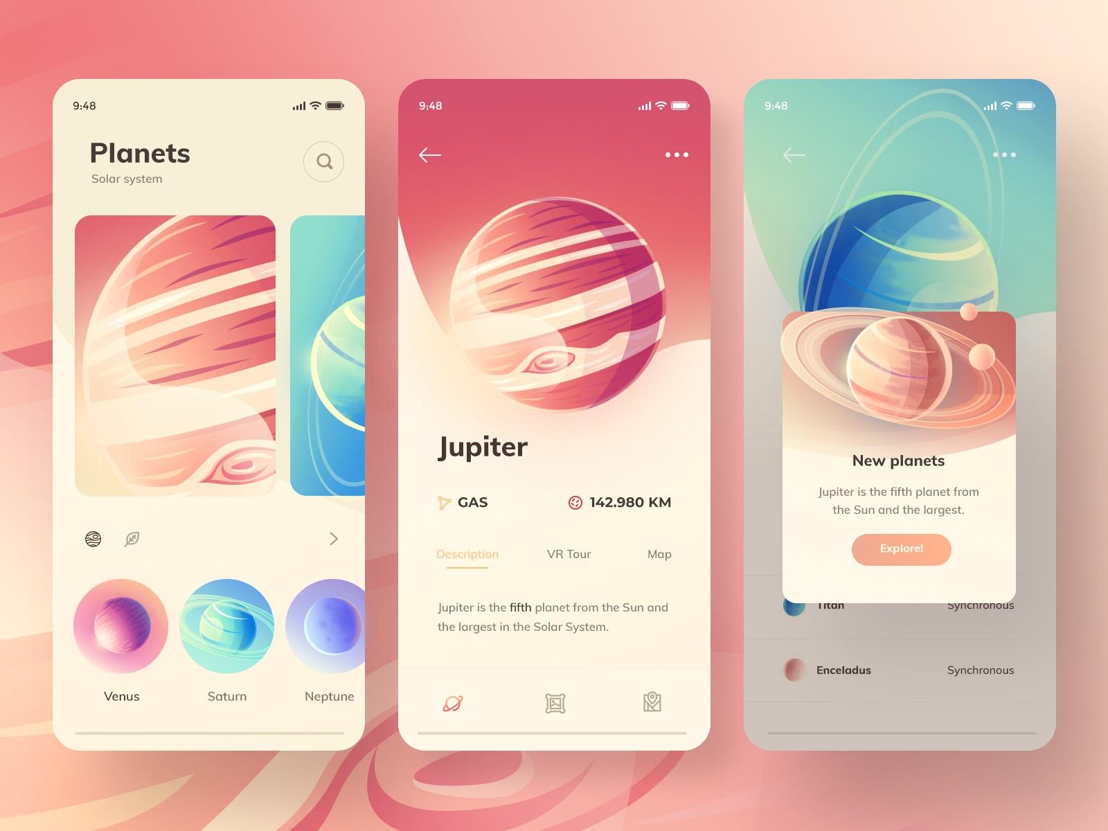 contoh desain aplikasi