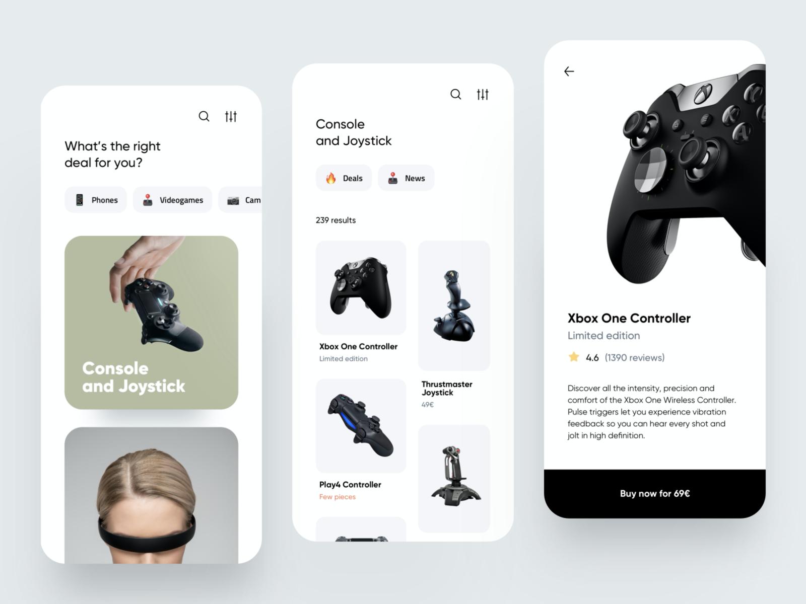 inspirasi desain aplikasi
