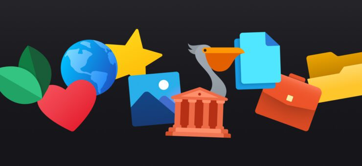 Fluent Icons: New Design Style Is Released in Icons8 Library