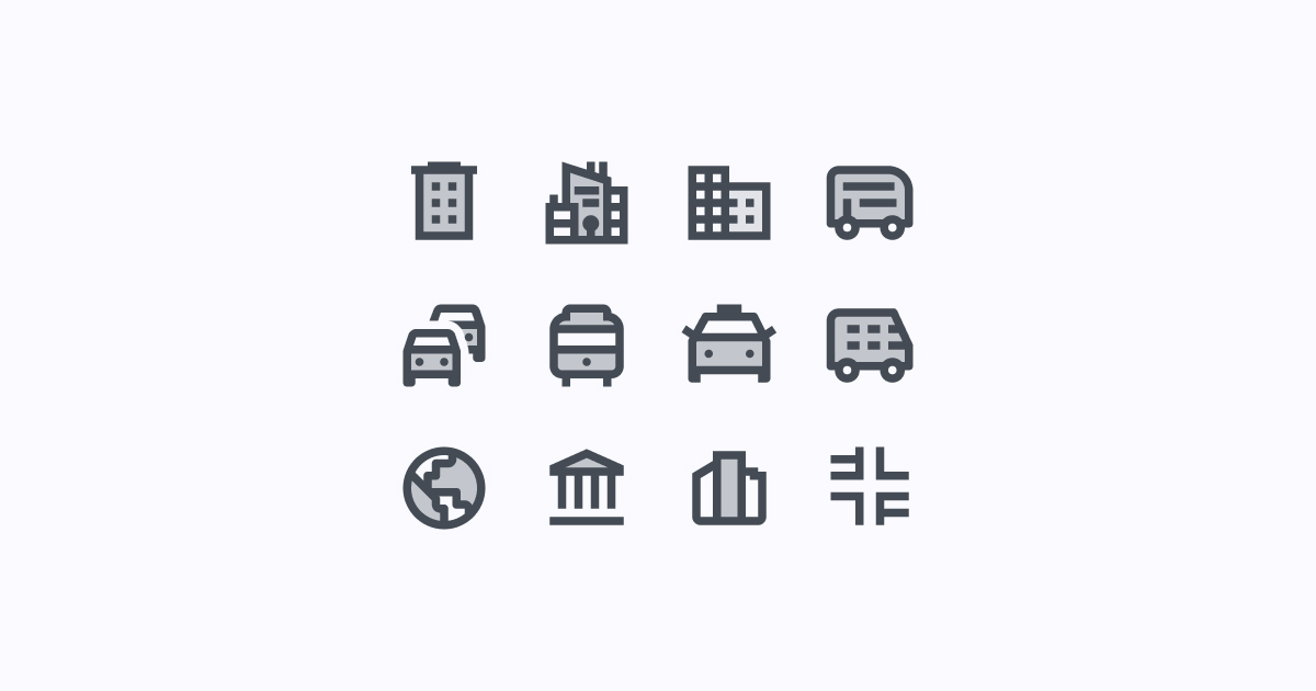 city clipart icons material-two-tone