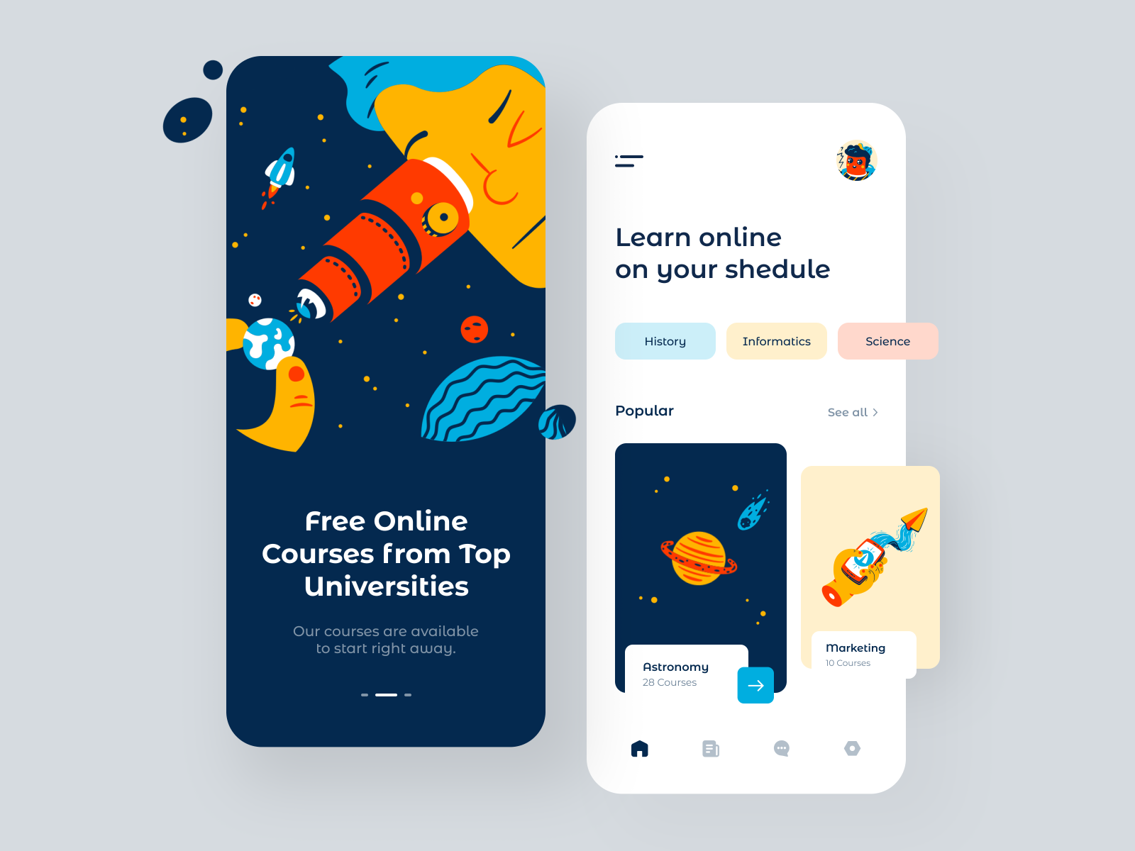 illustration in ui