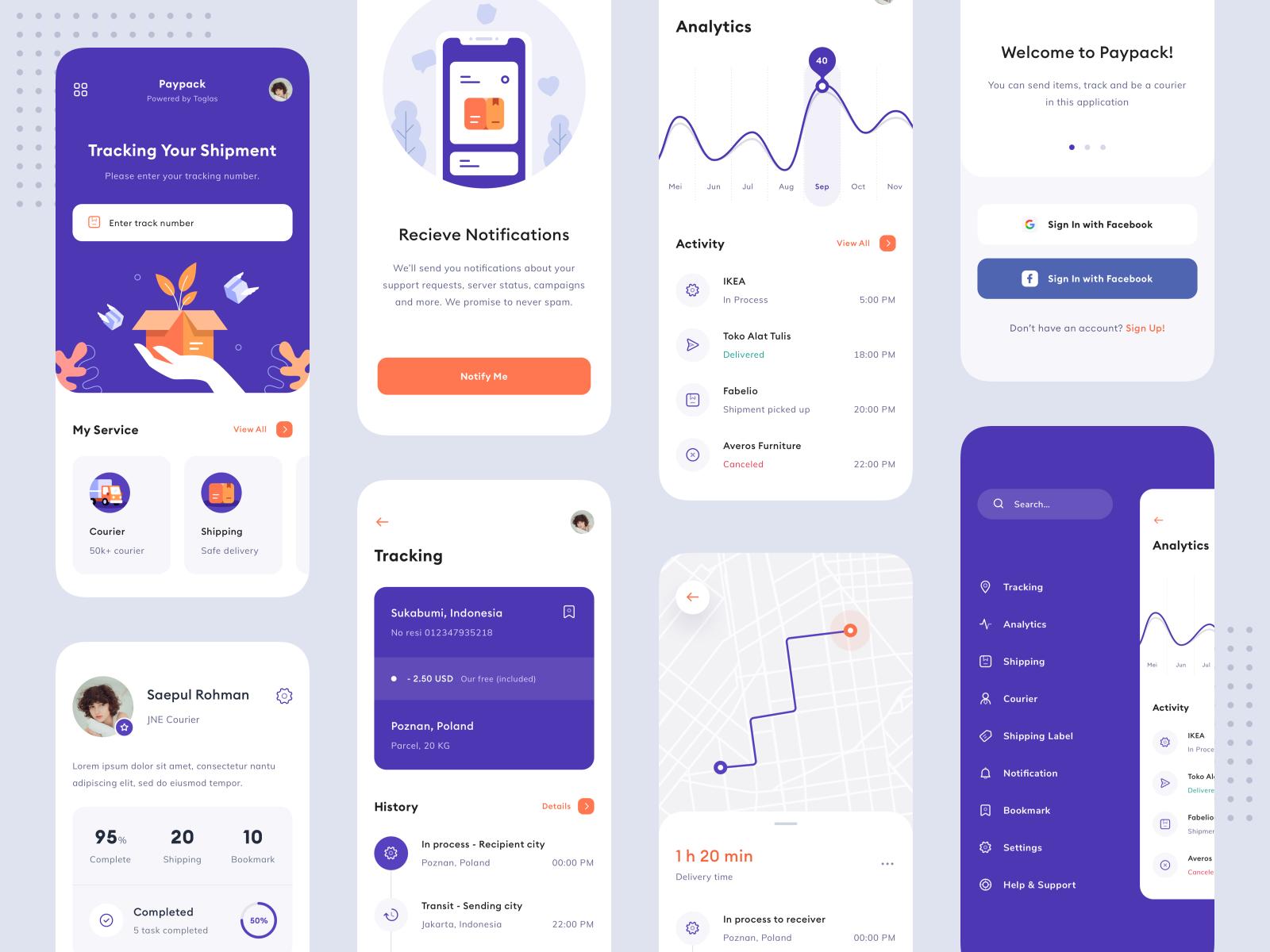 paybakc mobile app