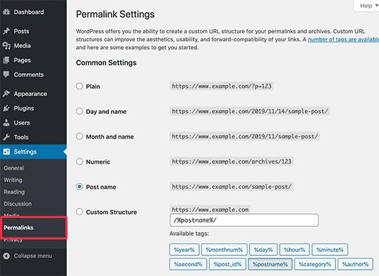 wordpress website optimization tips