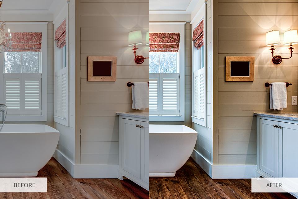 lightroom interior presets collection