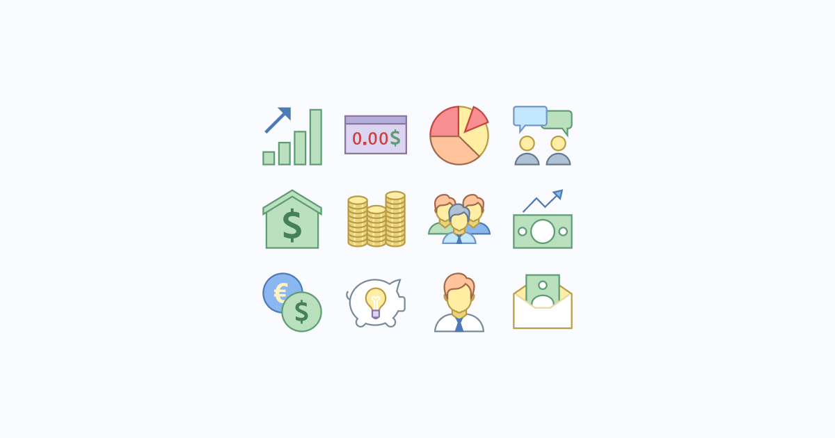 business clipart icons office