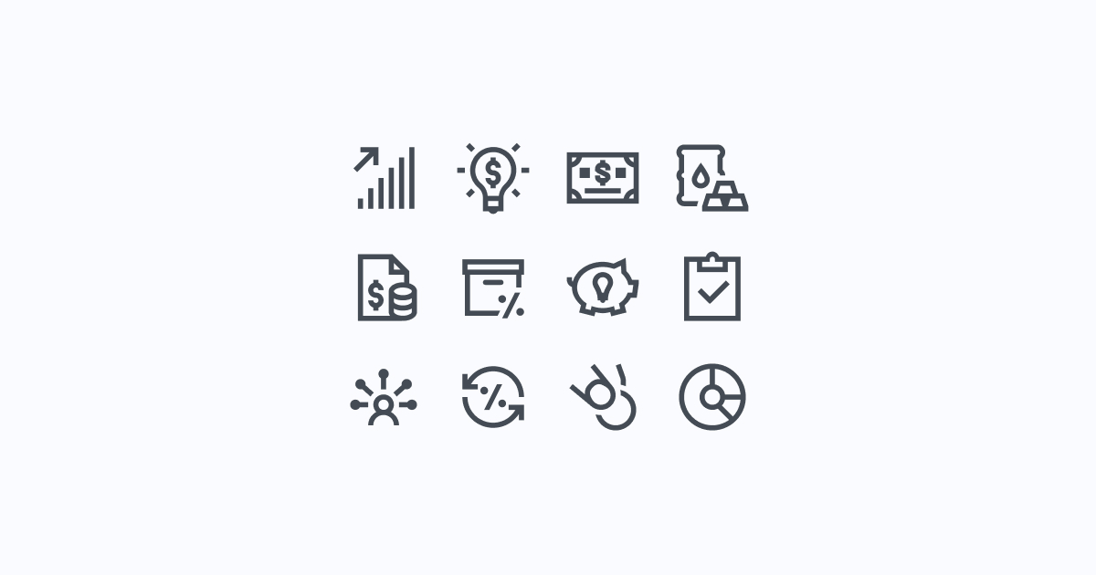business clipart icons windows-10