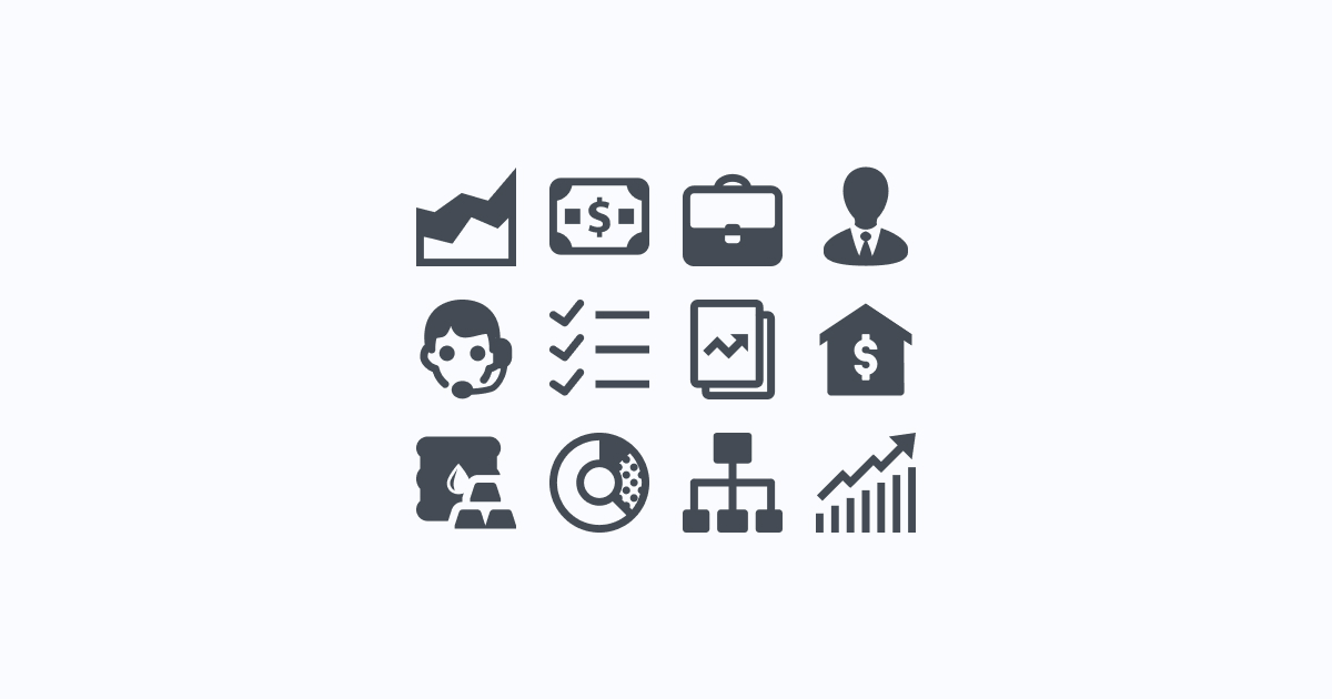 business clipart icons windows-metro