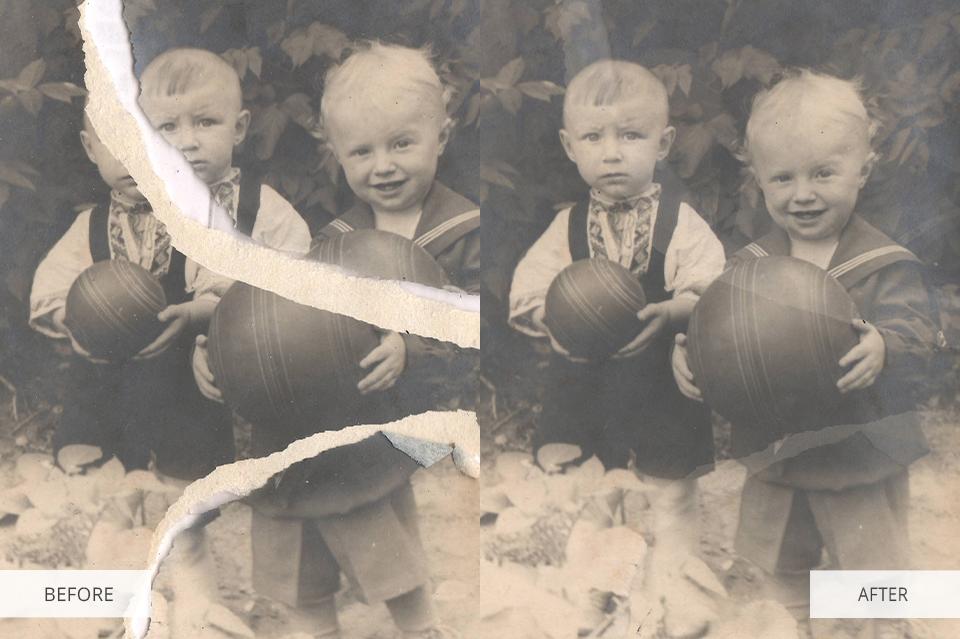 scancafe photo restoration services
