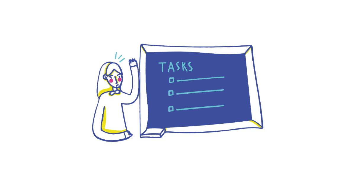 lime list illustration