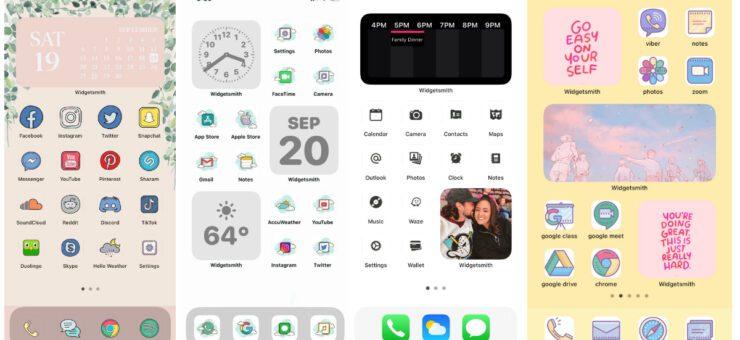 How iOS Users Unleash Creativity with Custom Widgets on Home Screen