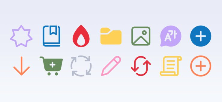 Fluent System Icons: Enjoy 2000+ Modern Icons in Two New Styles