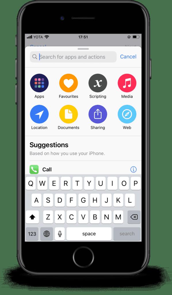 ios 14 custom widget
