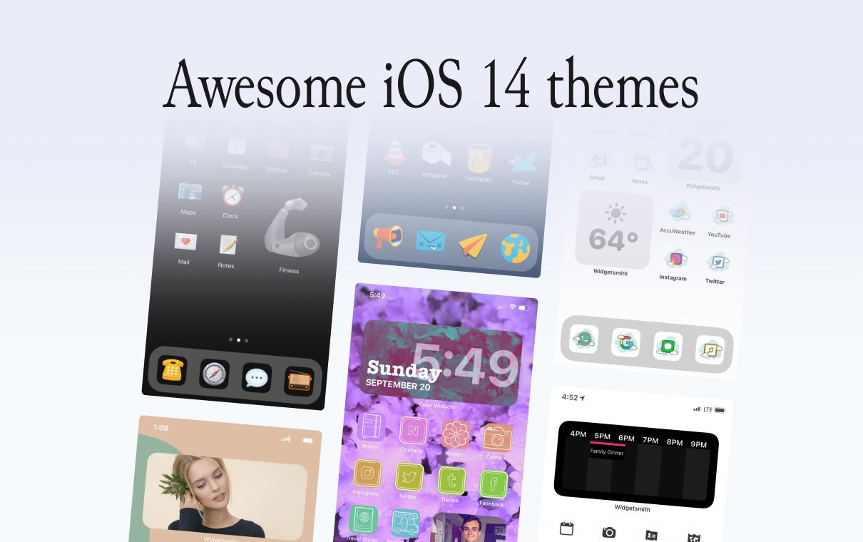aesthetic icons