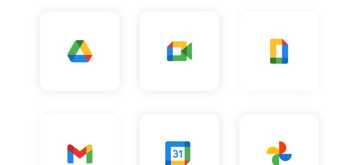 Get New Icons for Google Workspace and Facebook Messenger