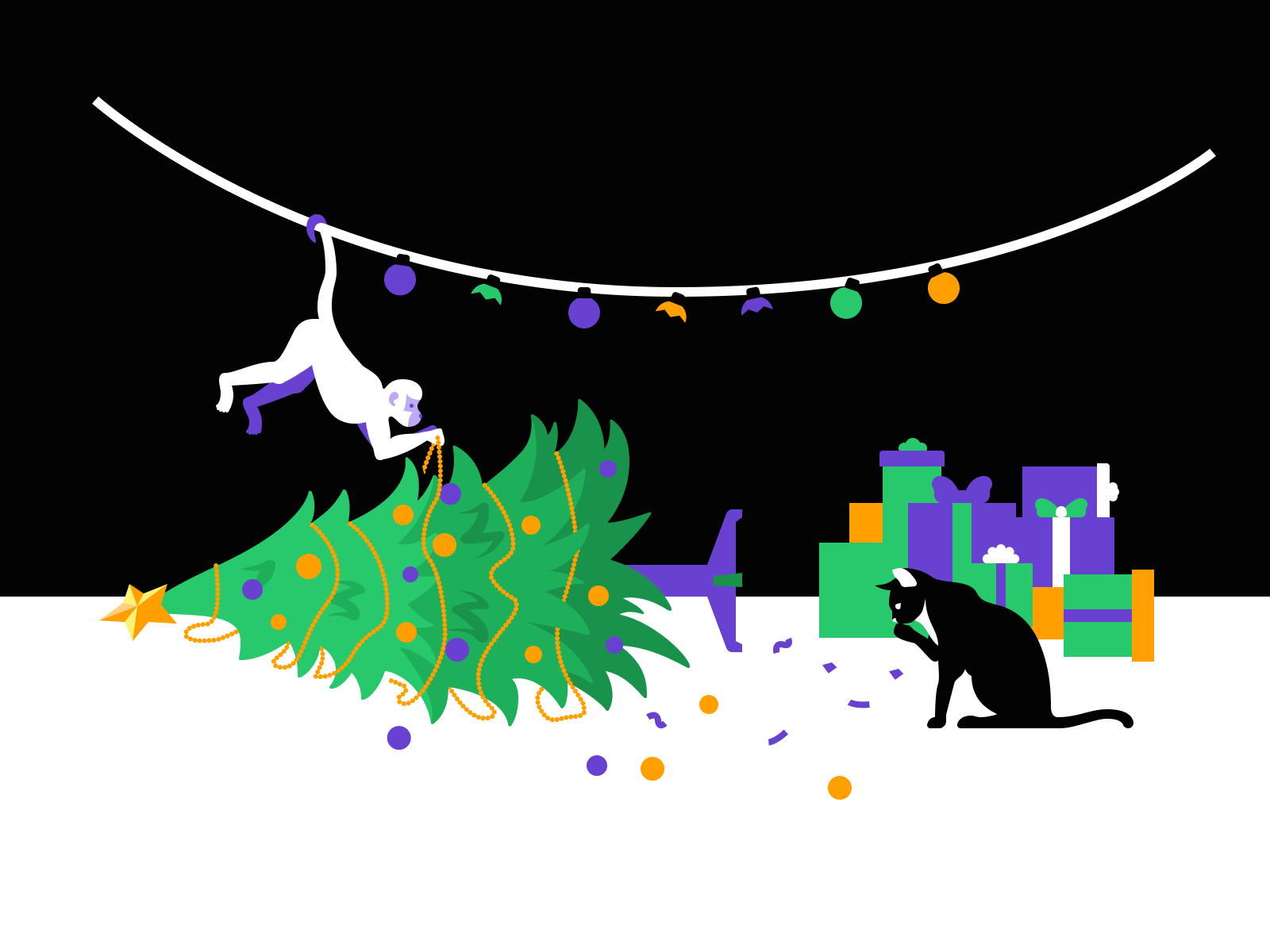 icons8 christmas illustration christmas tree