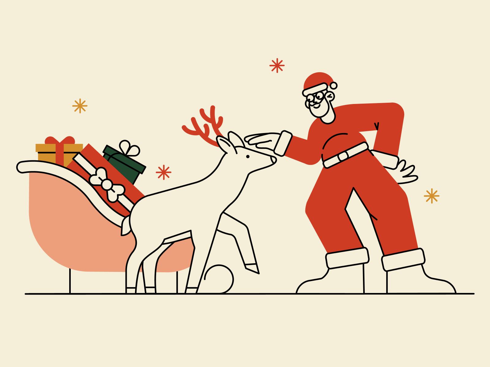 icons8 christmas illustration pablita
