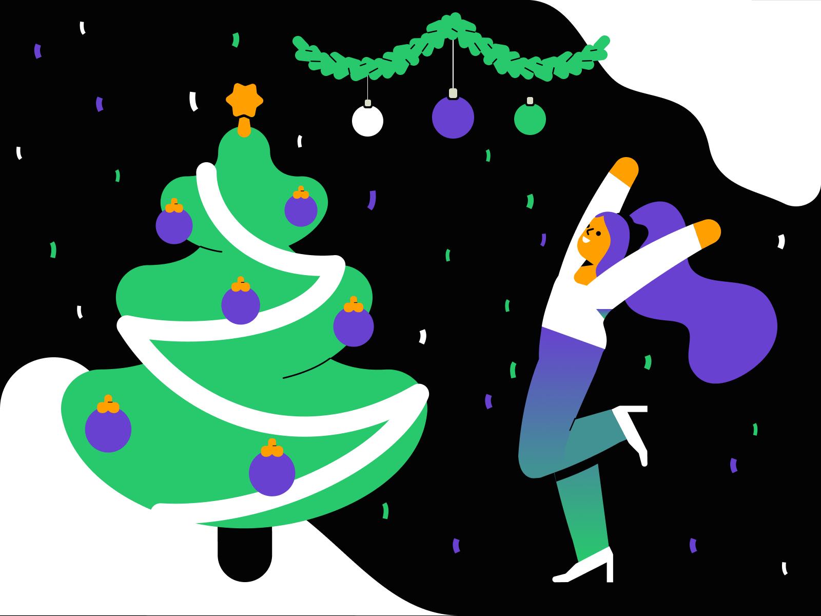 icons8 christmas illustration pablo