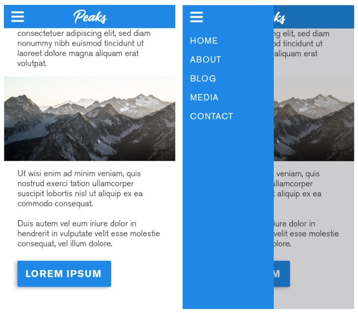 mobile experience design practices