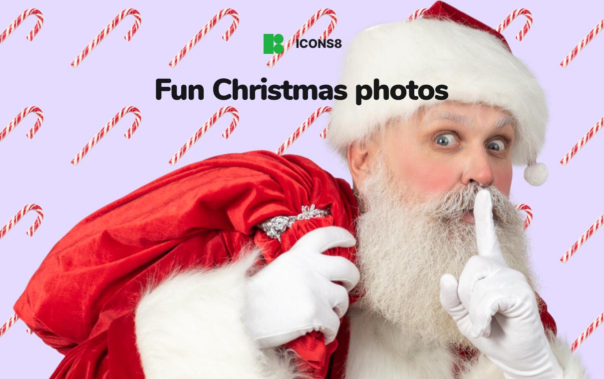 christmas photos icons8